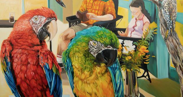 Heidi Johnson, Animal Attraction